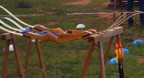 Tir amb arc.Riu02